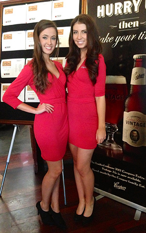 Coopers 2013 Vintage Ale Launch