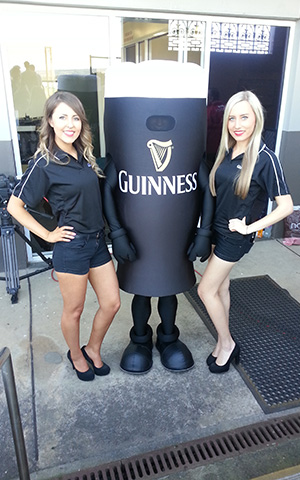 Guiness Irish Race Day