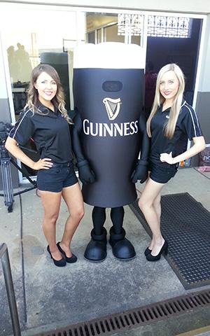 Guiness Irish Race Day