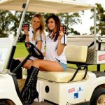 event hire golf buggy